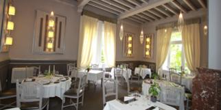 Mazerand Restaurant gastronomique Lattes près de Montpellier avec jardin, terrasses et salles pour séminaires, mariages, réunions d'affaires ou priéves (® SAAM-fabrice Chort)