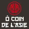 Logo du restaurant thaïlandais O Coin de l'Asie du centre-ville de Montpellier
