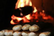 Cuisine au feu de bois au sein de la Pizzeria Sicilia au bas de la rue du Pila Saint Gély au centre-ville de Montpellier (credits photos :EDV-Fabrice Chort)