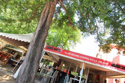 Restaurant La Jalade Montpellier et sa cuisine fait maison proche des tennis dans le quartier Hopitaux-Facultes (® SAAM-Fabrice Chort)