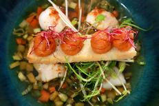 Restaurant Les Gourmands Montpellier propose une cuisine fait maison au centre-ville près du Corum(® SAAM-fabrice chort)