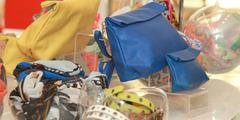 Accessoires de mode dans les boutiques de Montpellier (crédits photos: networld-fabrice Chort)
