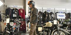 Accessoires Motard Montpellier (® NetWorld-S.Boirel)