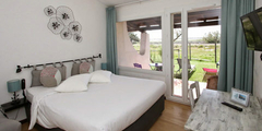 Chambre d'hôtel Montpellier (® networld-fabrice Chort)